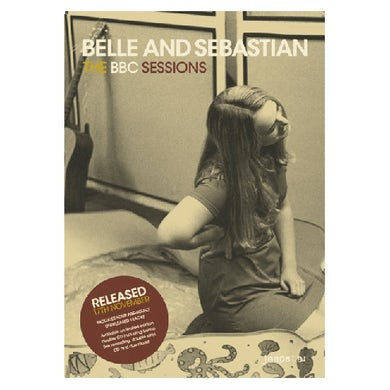 Jeepster 'The BBC Sessions' 42 x 30cm Poster