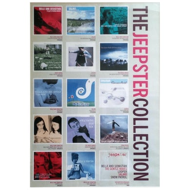 The Jeepster Collection 70 x 50cm Poster