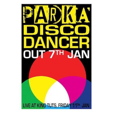 Jeepster Disco Dancer 70 x 50cm Poster