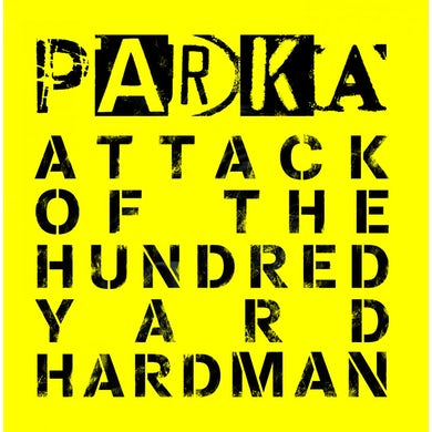 Jeepster Attack Of The Hundred Yard Hardman CD