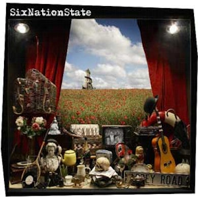 Jeepster SixNationState CD