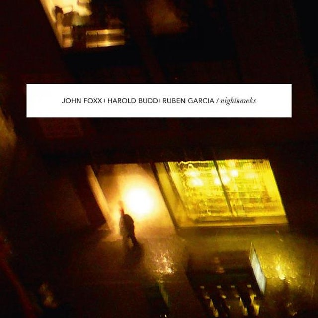 John Foxx Nighthawks  CD