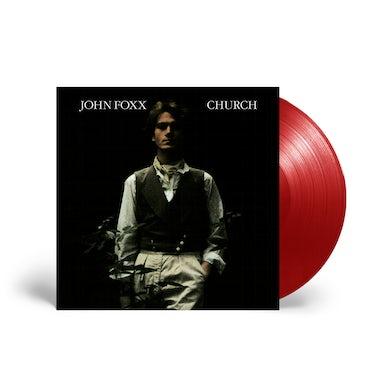 Church Transparent Red Vinyl