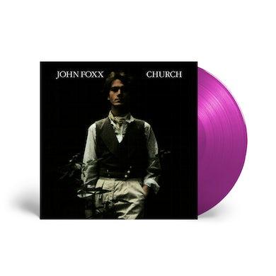 Church Neon Violet Vinyl