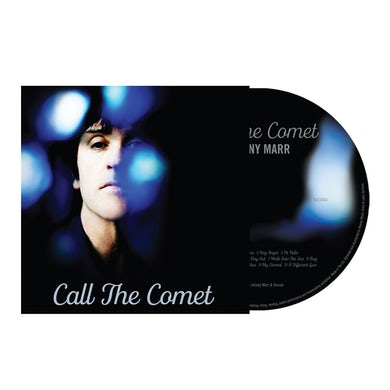 Johnny Marr Call The Comet CD Digipak CD