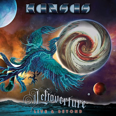 Kansas Leftoverture: Live & Beyond Special Edition CD