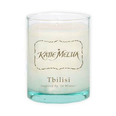 Exclusive Katie Melua Tbilisi 'In Winter' Large Style Candle
