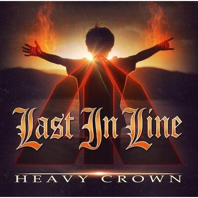 Last In Line Heavy Crown Deluxe CD/DVD