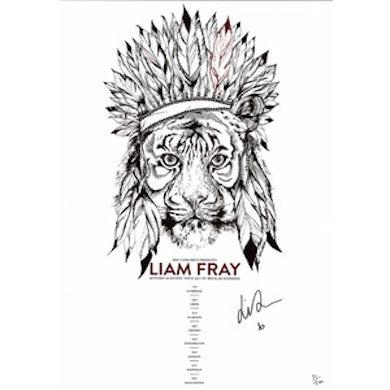 Liam Fray Ltd Edition Signed Print