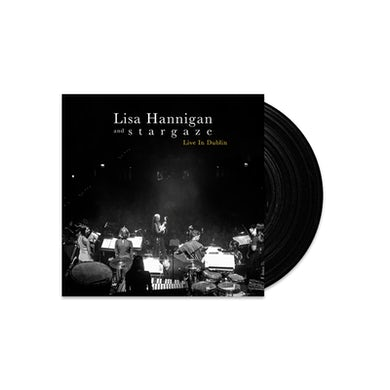 Lisa Hannigan Live in Dublin Double LP (Vinyl)
