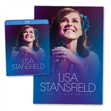 Lisa Stansfield Live In Manchester Blu-Ray Blu-ray