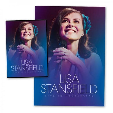 Lisa Stansfield Live In Manchester DVD DVD