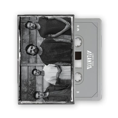 LOWER THAN ATLANTIS Safe In Sound Cassette