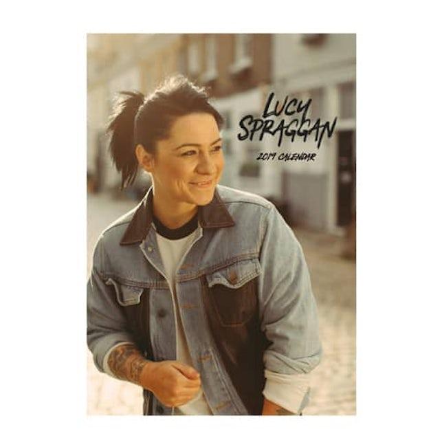 Lucy Spraggan 2019 Calendar