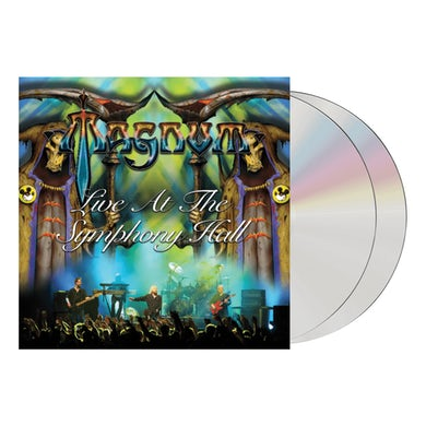 Magnum Live At Symphony Hall Deluxe CD