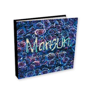 Mansun Attack Of The Grey Lantern Media Book CD Collector's Pack