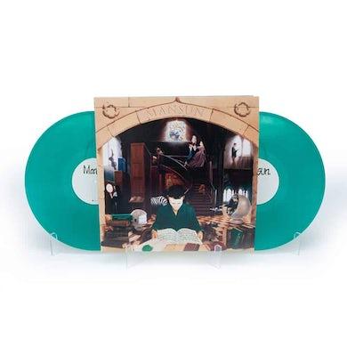 Mansun SIX Green Double Heavyweight Vinyl (Limited Edition) Double Heavyweight LP
