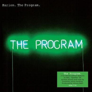 Marion The Program Deluxe Deluxe CD