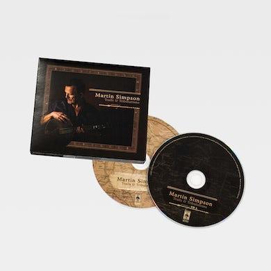 Martin Simpson Trails & Tribulations Deluxe 2CD Album (19 Tracks) Deluxe CD