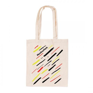 Maximo Park Risk To Exist Tote Bag