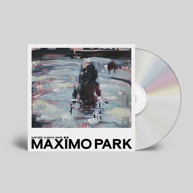Maximo Park Nature Always Wins CD