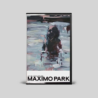 Maximo Park Nature Always Wins (Signed) Cassette