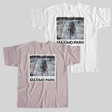 Maximo Park Nature Always Wins Exclusive T-Shirt