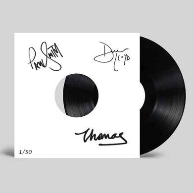 Maximo Park Nature Always Wins Test Pressing (Signed, Numbered) Vinyl