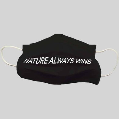 Maximo Park Nature Always Wins Face Mask