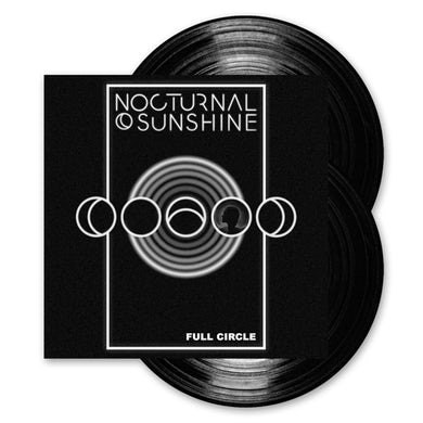 Full Circle White Double LP (Vinyl)