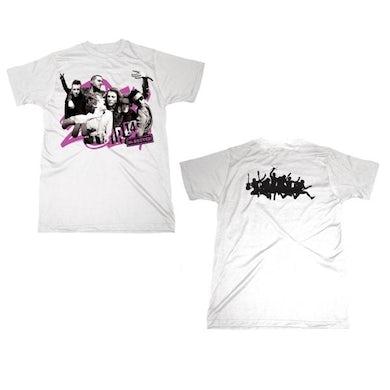 McBusted White Photo Unisex T-Shirt