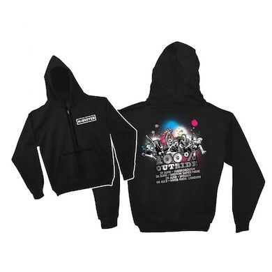 McBusted 100% Outside Tour Hoody