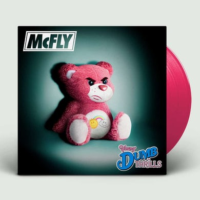 McFly Young Dumb Thrills Pink Vinyl