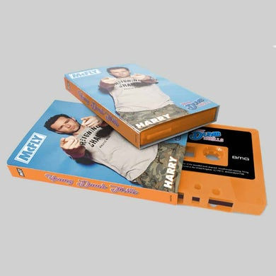 McFly Young Dumb Thrills Harry Cassette