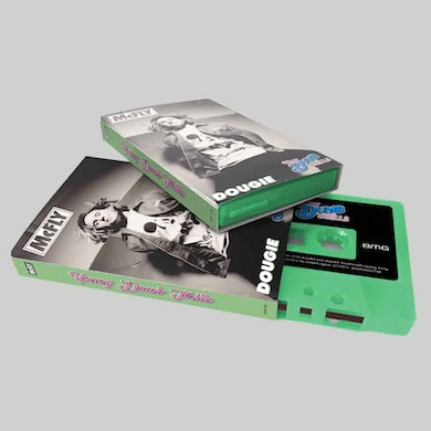 McFly Young Dumb Thrills Dougie Cassette