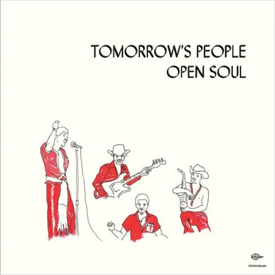 Melodies International Tomorrows People / Open Soul LP (Vinyl)