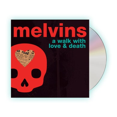 Melvins A Walk With Love & Death CD