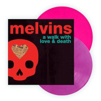 Melvins A Walk With Love & Death Double Double LP (Vinyl)