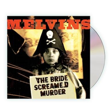 Melvins The Bride Screamed Murder CD