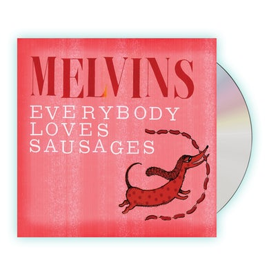 Melvins Everybody Loves Sausages CD