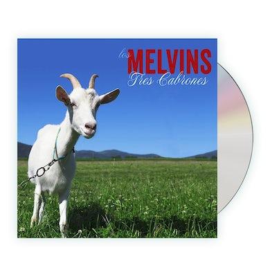 Melvins Tres Cabrones CD