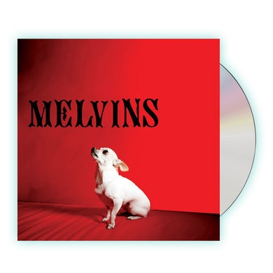 Melvins Nude With Boots CD Album CD