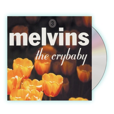 Melvins Crybaby CD