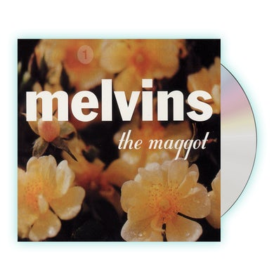Melvins The Maggot CD