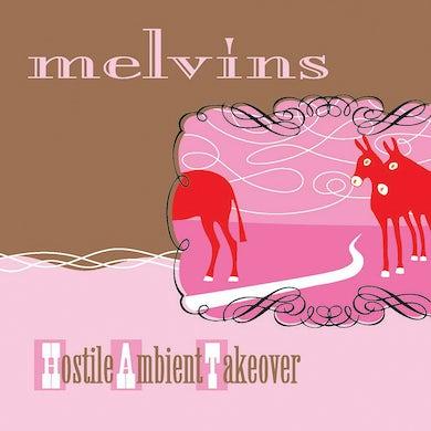 Melvins Hostile Ambient Takeover Pink Vinyl (Batch #2) LP