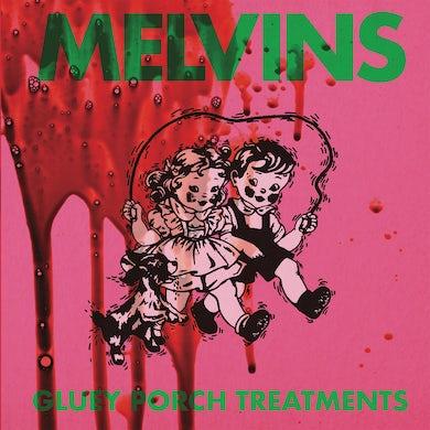 Melvins Gluey Porch Treatments Lime Green Vinyl (Batch #2) LP