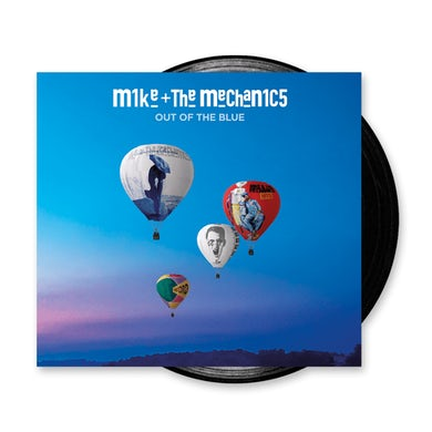 Mike + The Mechanics Out Of The Blue LP (Vinyl)