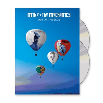 Mike + The Mechanics Out Of The Blue Deluxe Deluxe CD