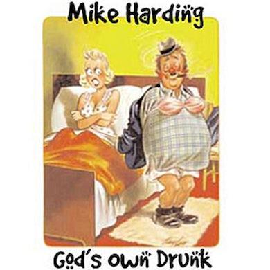 Mike Harding Gods Own Drunk CD