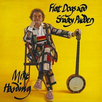 Mike Harding Flat Dogs And Shaky Pudden CD